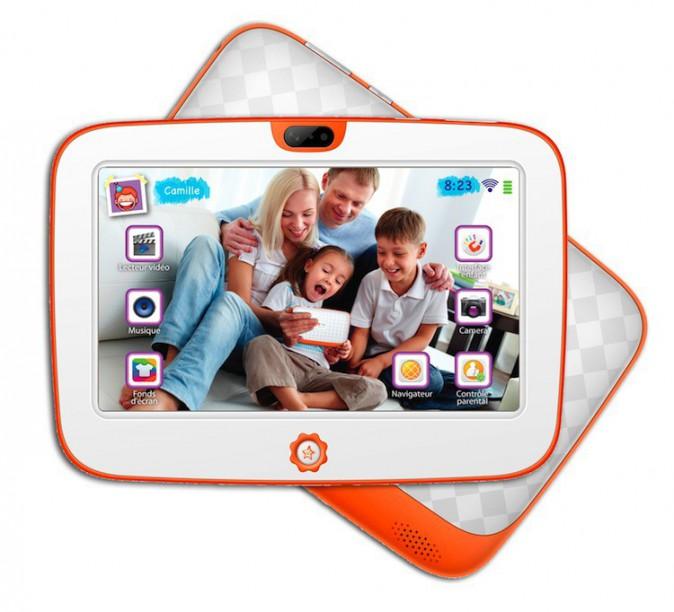 Ma 1re tablette Androïd Kid Tab, recommandée par le magazine Parents 149,90 €