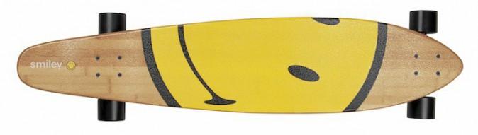 Planche de skate Vevendo, Smiley 149 €