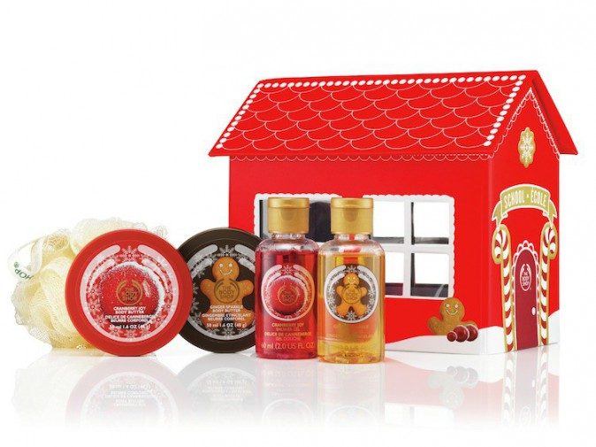 School House, Gift Box, The Body Shop 19,50€