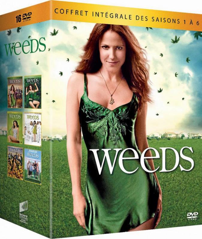 Coffret DVD, Weeds, saisons 1 à 6, SPHE 70€