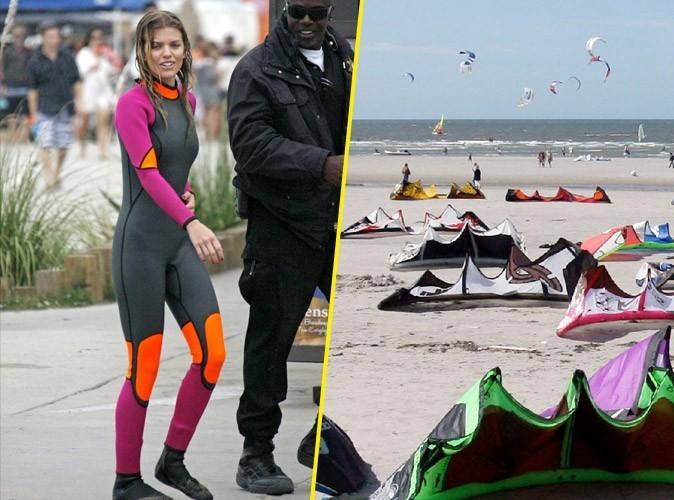 Sport : les VIP kiffent le kitesurf !