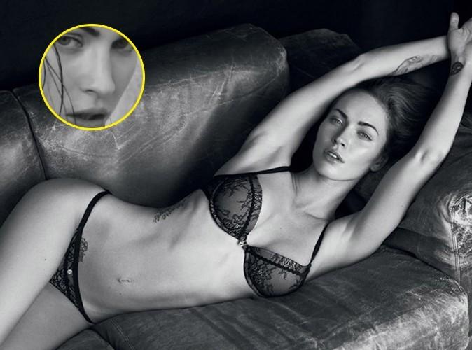 Video : Megan Fox dévoile tout (ou presque) pour Armany...sexy !