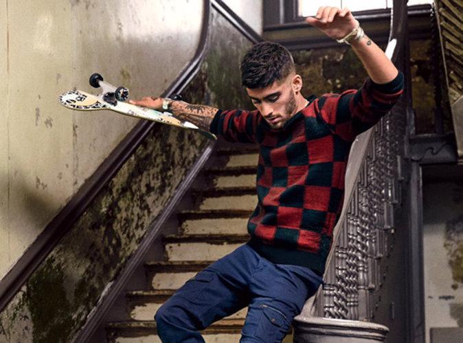 Zayn : Après la musique, il se lance dans la mode !