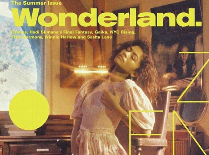 Zendaya : plus sensuelle que jamais en couverture du magazine Wonderland !