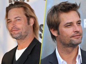 Cheveux courts ou cheveux longs de Josh Holloway ?