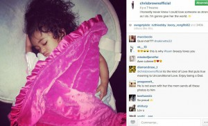 Chris Brown amour Royalty