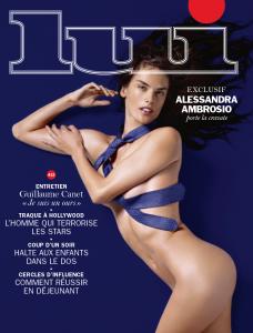 Couv LUI - Novembre 2014