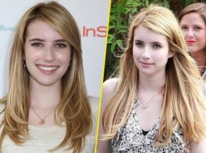 Emma Roberts : des extensions cheveux !