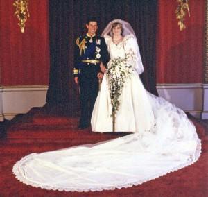 Mariage Lady Di Prince Charles
