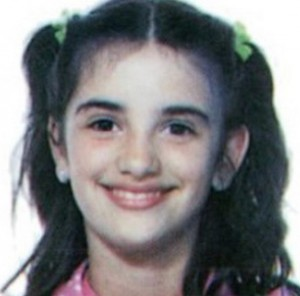 Penelope Cruz enfant