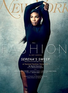 Serena Williams New-York magazine