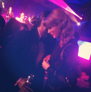 Taylor Swift et Jared Leto
