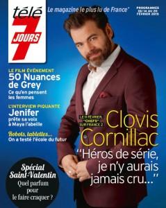 Télé 7 Jours Clovis Cornillac
