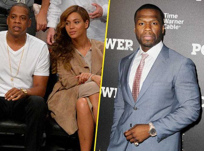 """50 Cent : """"Beyoncé s'est jetée sur moi en pensant qu'il y avait embrouille avec Jay-Z"""" !"""