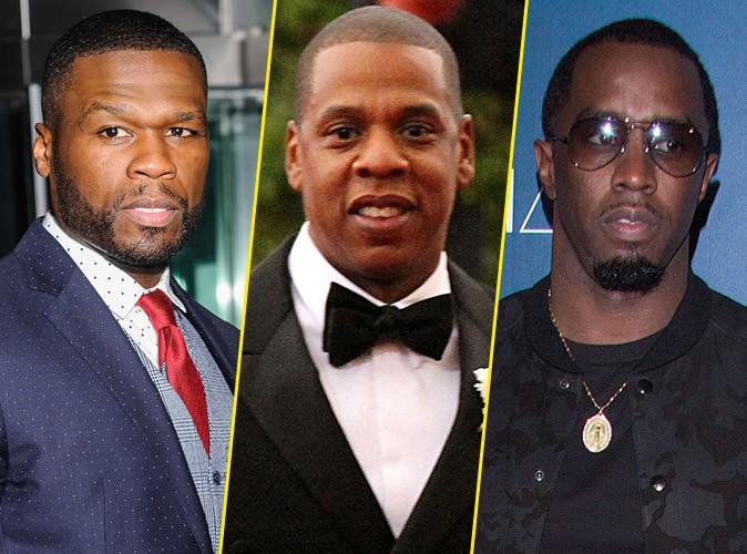 50 Cent, Jay-Z, P. Diddy : découvrez les immenses fortunes de ces rappeurs !