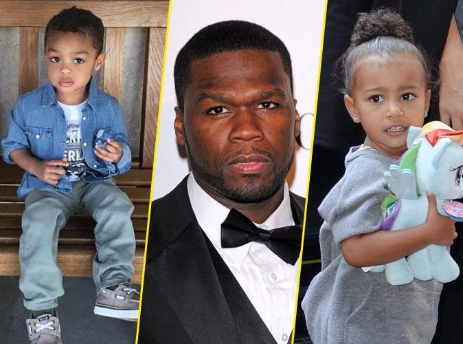 50 Cent veut que son fils sorte avec… North West !