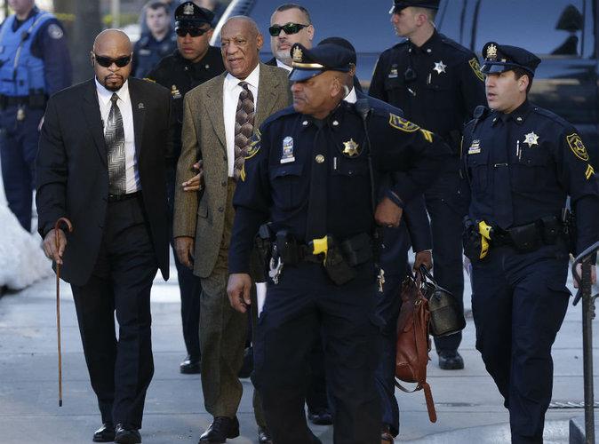 A son procès, Bill Cosby veut obtenir l'abandon des charges d'agression sexuelle
