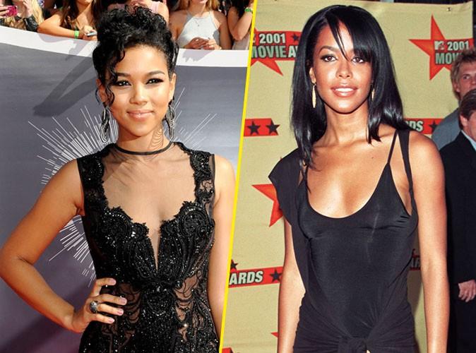 Aaliyah : découvrez les premières images du biopic !