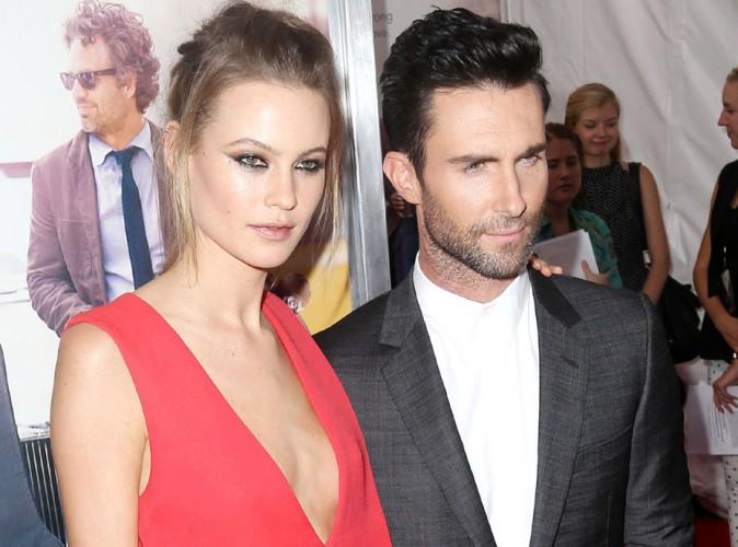 Adam Levine et Behati Prinsloo : ça y est, le leader de Maroon 5 et l'Ange Victoria's Secret sont mariés !