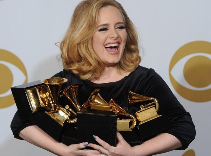 Adele : 18 nominations aux prochains Billboard Music Awards !