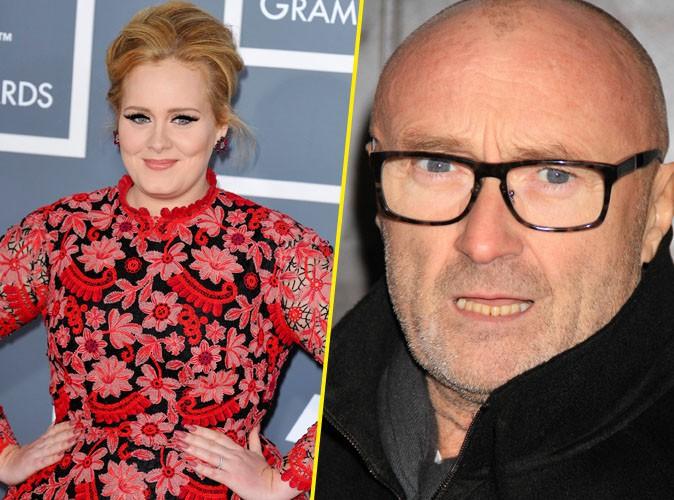 Adele : elle se remet à la musique avec Phil Collins !