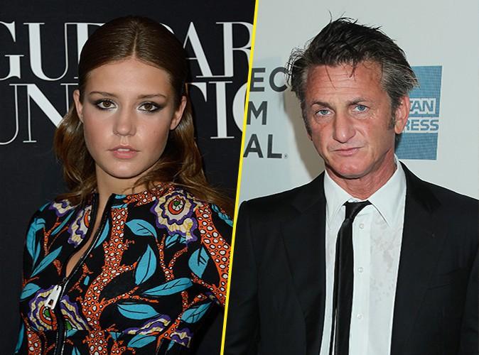 """Adèle Exarchopoulos évoque sa rencontre avec Sean Penn : """"J'ai halluciné !"""""""