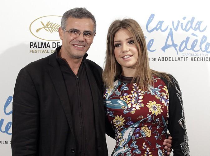 """Adèle Exarchopoulos : """"fière"""" et """"heureuse"""" de la nomination aux Golden Globes !"""