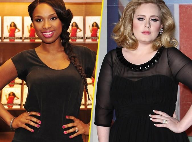 Adele : excédée par Jennifer Hudson, qui veut la mettre au régime !