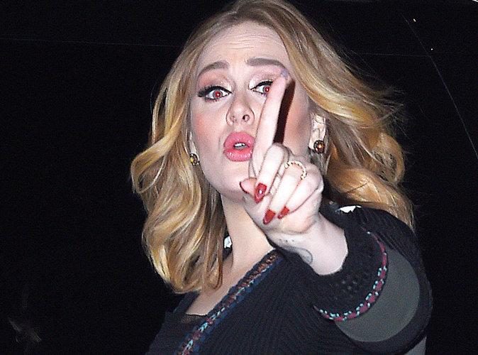 Adele : la chanteuse est furieuse contre Donald Trump!
