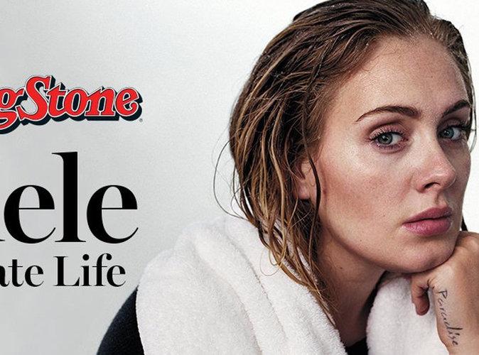 """Adele : """"Les gens pensent que je déteste être célèbre"""" !"""