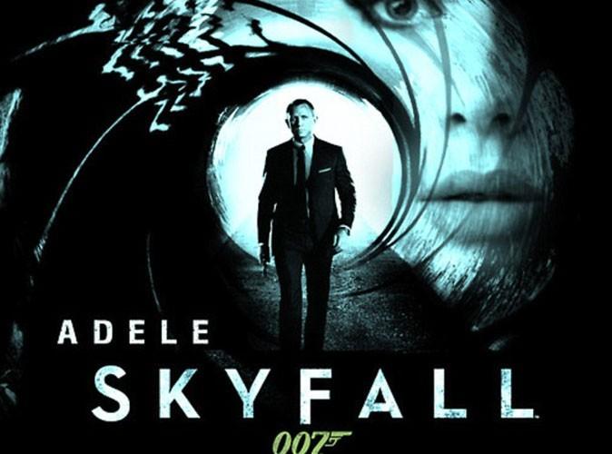 Adele : son titre pour James Bond cartonne !