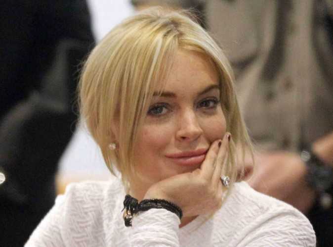 Affaire Lindsay Lohan : enfin les images de la vidéo surveillance !