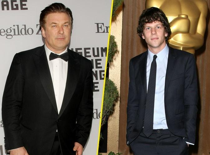 Alec Baldwin et Jesse Eisenberg : Un duo de choc formé pour Woody Allen !