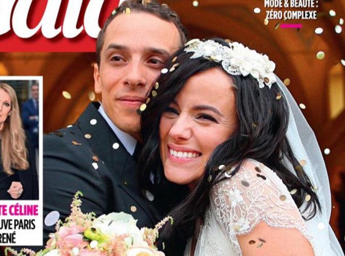 Aliz�e et Gr�goire Lyonnet : premi�res photos des mari�s !