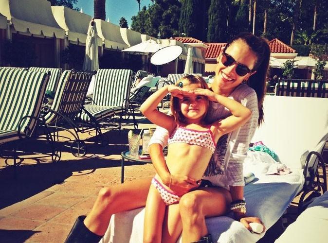 Alessandra Ambrosio : c'est une maman comme les autres !