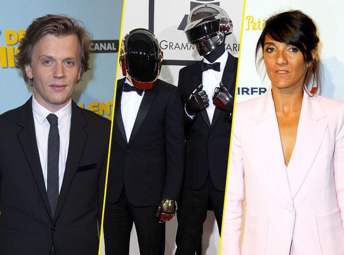 Alex Lutz réunit les Daft Punk, Florence Foresti et 66 artistes pour les migrants…