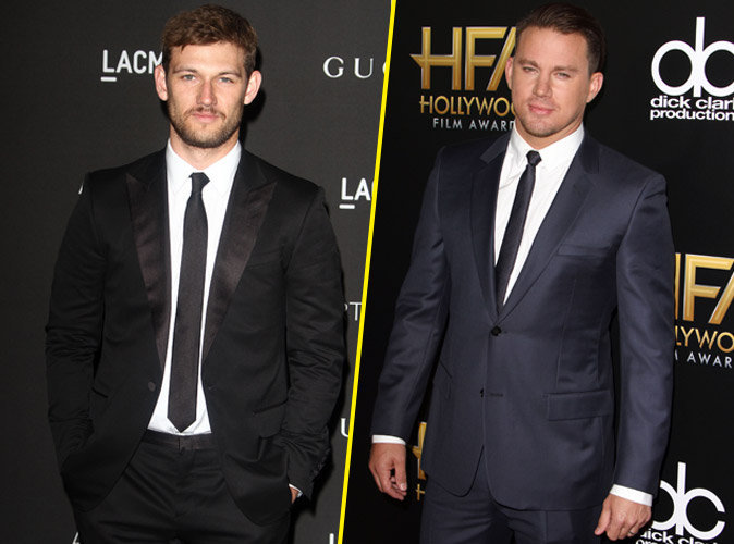 Alex Pettyfer et Channing Tatum : de Magic Mike au clash, il n'y a qu'un mail !