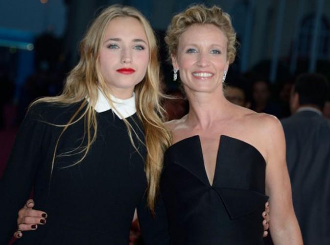 Alexandra Lamy écrit un film avec sa fille !