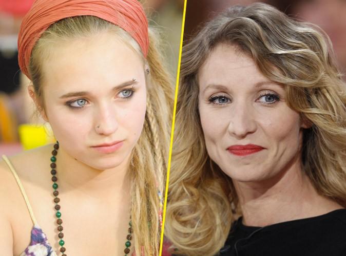 """Alexandra Lamy : """"Je n'ai pas pistonné ma fille pour son rôle"""" !"""