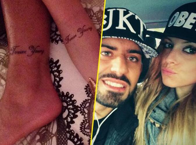 Alexia et Vincent (Secret Story 7) : ils ont désormais le même tatouage !