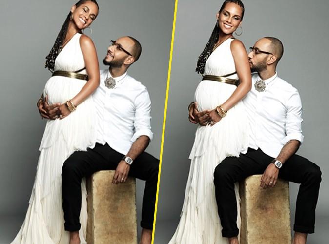 Alicia Keys : enceinte de son deuxi�me enfant !