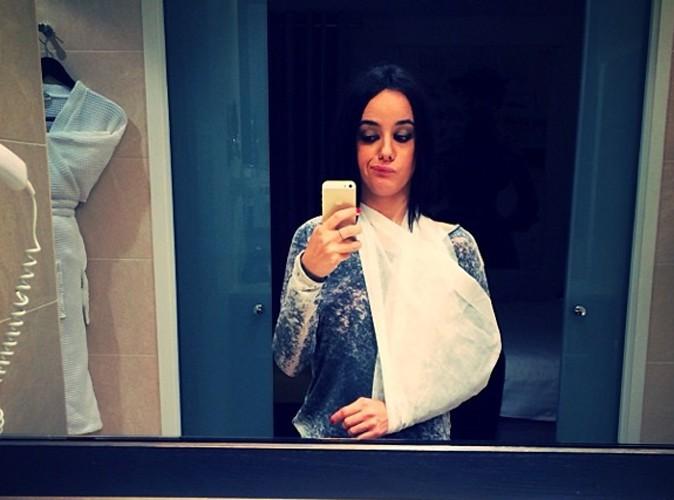 """Alizée : blessée en pleine tournée de """"Danse avec les stars"""" !"""