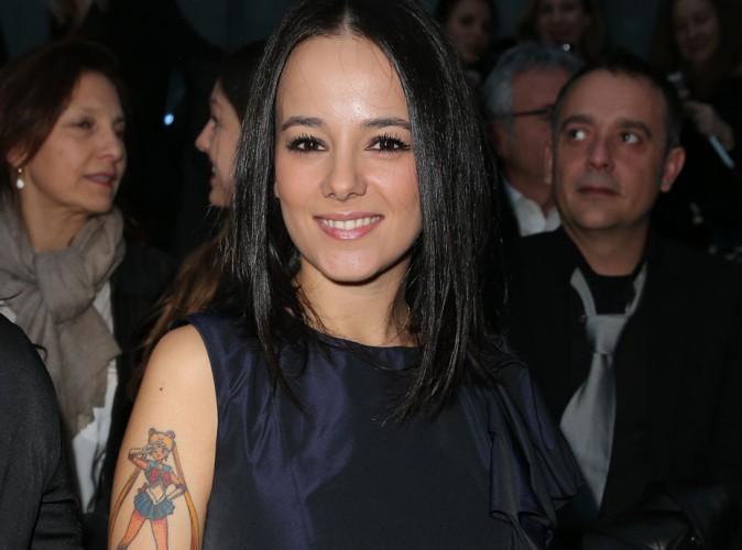 """Alizée et son tatouage pour Jérémy Chatelain : """"Je suis en train de le faire enlever"""""""