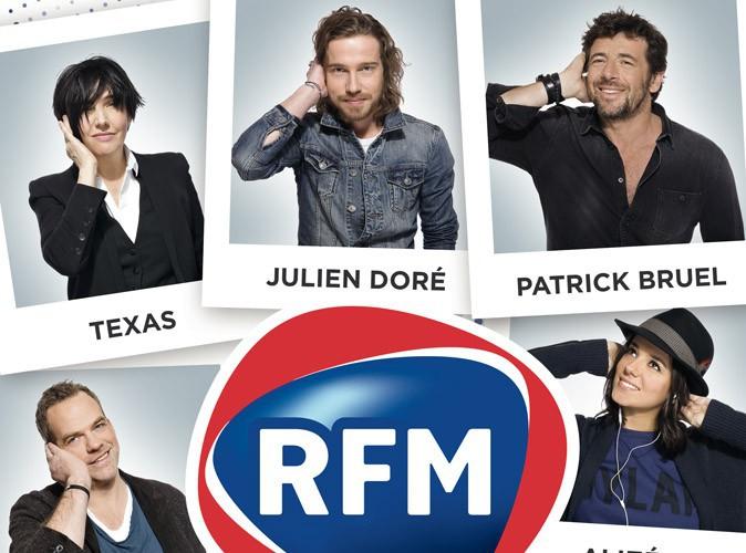 Alizée, Patrick Bruel, Garou, Texas... : retrouvez-les tous dans le nouveau spot vidéo de RFM !