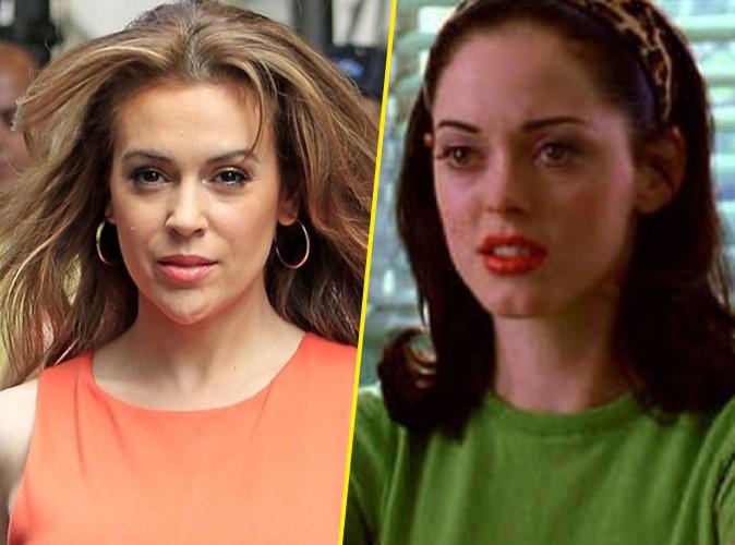 Alyssa Milano et Rose McGowan : elles s'opposent au remake de Charmed !