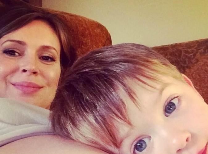 Alyssa Milano : son fils Milo est aux premières loges pour suivre la croissance de sa petite soeur !