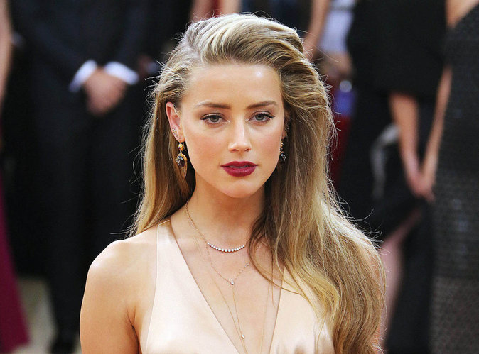 Amber Heard : De nouveau en couple… avec un milliardaire ?