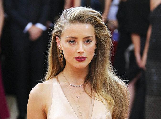Amber Heard : L'étonnante révélation