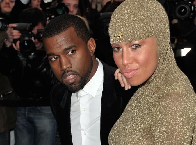 Amber Rose humilie Kanye West sur Twitter !