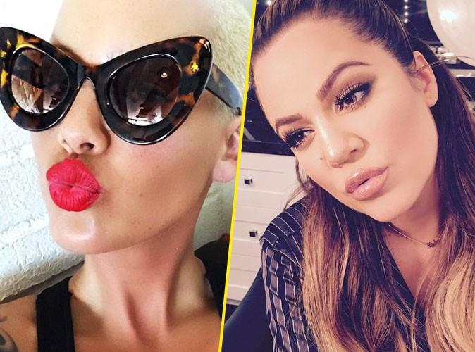 "Amber Rose : ""Je ne déteste pas Khloé (Kardashian) "" !"